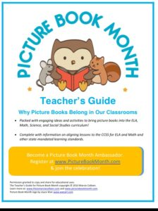 Picture Book Month Teachers Guide