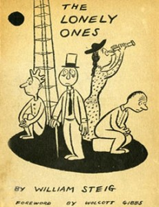 The Lonely Ones by William Steig