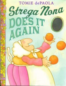 Tomie dePaola book cover