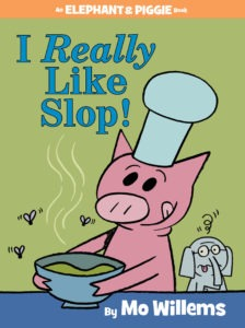 Mo Willems book cover