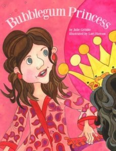 Julie Gribble book cover