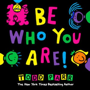BE WHO YOU ARE BOOK SEPTEMBER 2015